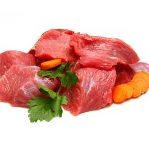 Diced Lamb Pieces