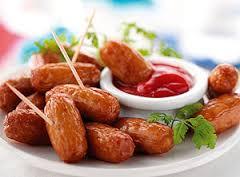cocktail sausages