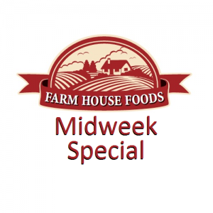 midweek special