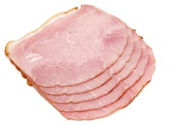 sliced Cooked Ham